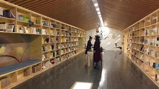 Download Crowd-funded bookstores on the rise in China Video