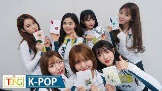 Download OH MY GIRL(오마이걸) 'SECRET GARDEN' Handmade Flower Hand-written letter…100가지 핸드메이드 플라워 손편지 (비밀정원, 아육대) Video