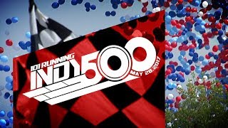 Download 101st Indianapolis 500 Starting Lineups Video