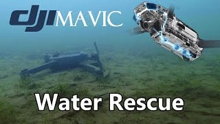 Download DJI Mavic Water Rescue - With GoPro Hero 5 Video