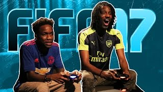 Download FIFA 17 | Man United v Arsenal | Tinchy Stryder v Wretch 32 Video