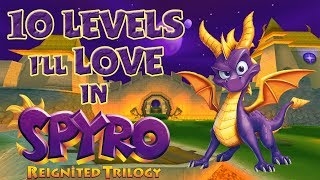 Download Spyro Reignited Trilogy - 10 Levels I Can't Wait To See! Video