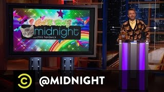 Download An Adorable Break From the Year of No Chill - @midnight with Chris Hardwick Video