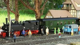 Download Begrüssung HSB-Traditionszug; Welcome HSB-tradition train Video