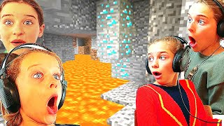 Download 4 KIDS MINING FOR DIAMONDS IN SURVIVAL w/ The Norris Nuts Video