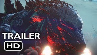 Download Godzilla: Monster Planet Official Trailer #1 (2017) Netflix Animated Movie HD Video