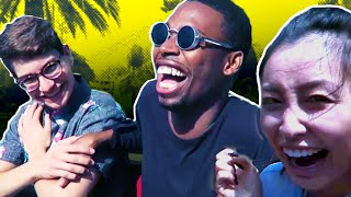 Download LOSING OUR SH*T ON A ROLLERCOASTER (Squad Vlogs - Field Trip) Video