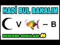 Download Hadi Bul Bakalım - Resfebe Soruları Zeka oyunu Serisi #6 Video