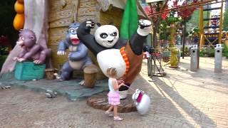 Download Самый лучший Детский парк? ВЛОГ #2 с HELLO KITTY в СУПЕР парке для детей Видео для девочек Vlog Video