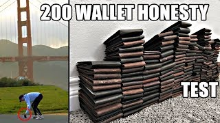 Download 200 dropped wallets- the 20 MOST and LEAST HONEST cities Video