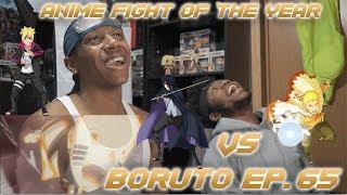 Download Sasuke & Naruto & Boruto VS Momoshiki ANIME FIGHT OF THE YEAR- REACTION Video
