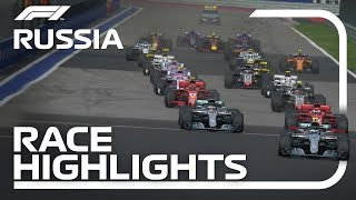 Download 2018 Russian Grand Prix: Race Highlights Video