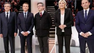 Download French voters to cast ballots in wake of terror incident Video