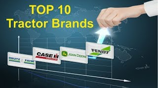 Download Top 10 Best Tractors Brand in the World | Tractor Brand Ranking | Top 10 tractor brands in the world Video