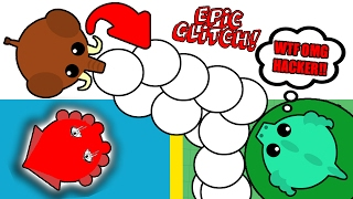 Download THE MOST EPIC GLITCH IN MOPE.IO EVER! UNLIMITED ABILITY-USE + GODMODE GLITCH! (Mope.io) Video