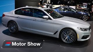 Download 2017 BMW 5 series 530e plug in hybrid – First Look at the Detroit Motor Show Video