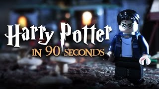 Download LEGO Harry Potter In 90 Seconds Video