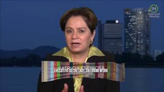 Download Patricia Espinosa Discusses Worldwide Sustainable Development (24 Hours of Reality 2016) Video