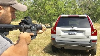 Download Volvo SUV Safety test - are Volvo's bulletproof ? Video