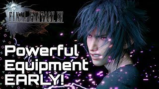 Download Final Fantasy 15- High Level Equipment Early! Video