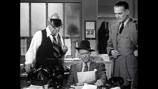 Download Film Noir Crime Action Drama Movie - The Pay Off (1942) Video