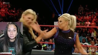 Download WWE Raw 9/12/16 Dana Brooke Turns on Charlotte Video