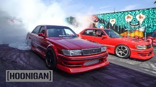 Download Twin 1JZ Cressida Fire Fight // DT261 Video