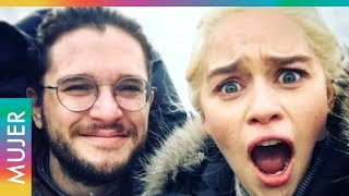 Download ¿Emilia Clarke dejó a su novio por Kit Harrington? Video
