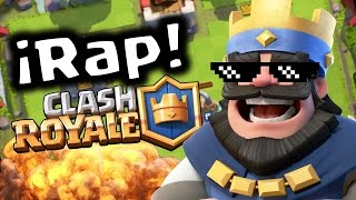 Download ″RAP CLASH ROYALE -TROPAS″ Antrax ft. AdRy Brix ☣ Video