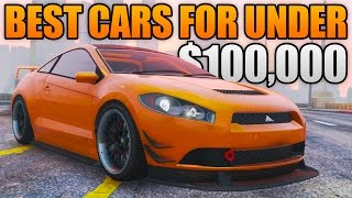 Download GTA 5 ONLINE - TOP 5 BEST CARS FOR UNDER $100,000! (GTA 5 Best Cars & Customizations) Video