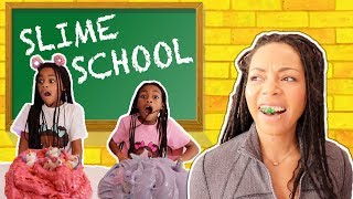 Download First Day at Slime School - New Toy School Video