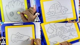 Download Como desenhar o GROOT BABY na LOUSA MÁGICA e outros desenhos Fáceis Video