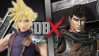 Download Cloud VS Guts (Final Fantasy VS Berserk) | DBX Video