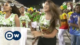 Download Rio: Carnival parade gets political | DW News Video