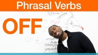Download Phrasal verbs - OFF - make off, get off, pull off... Video