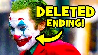 Download The Joker DELETED ENDING You Never Saw + Deleted Scenes Video