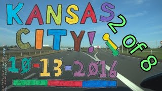 Download Kansas City 2016 | 2 of 8 | Rural I-70 to Independence Video