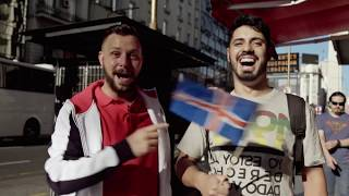 Download Join #TeamIceland | Cheer with us! Video