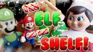 Download ELF ON THE SHELF! - Cute Mario Bros. Video