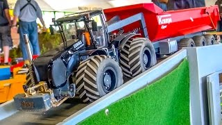 Download R/C tractors at hard work! Amazing RC tractor action compilation! Video
