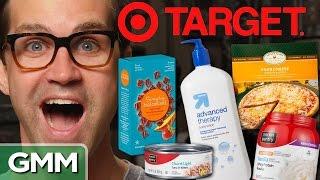 Download Target Brand Taste Test Video