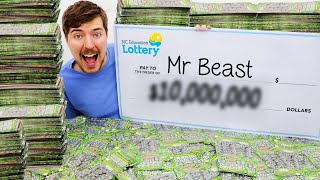 Download I Spent $100,000 On Lottery Tickets And Won! Video