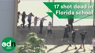 Download Shock and sadness as 17 shot dead in Florida school Video