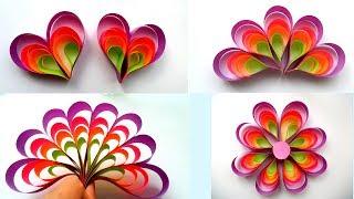 Download Birbirinden İlginç ve Basit 8 Farklı Origami Video