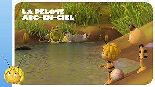 Download Maya L'abeille - La pelote arc-en-ciel Video