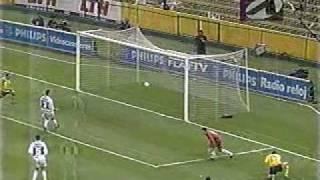 Download AMERICA VS OLIMPIA, COPA LIBERTADORES 2000 Video