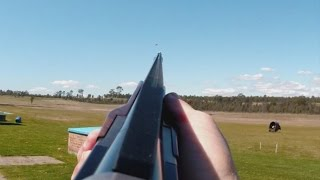 Download How to lead a target when shotgun shooting Video