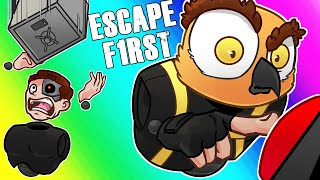 Download Escape First Funny Moments - Red Buttons and Moo's Salt Corner! Video