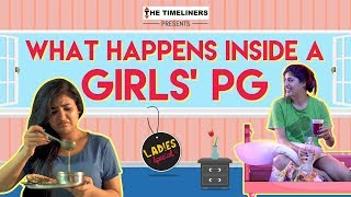 Download Ladies Special: What Happens Inside A Girls' PG | The Timeliners Video