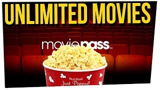 Download MoviePass to Offer Daily Movie Tickets For $10 A Month?! Video